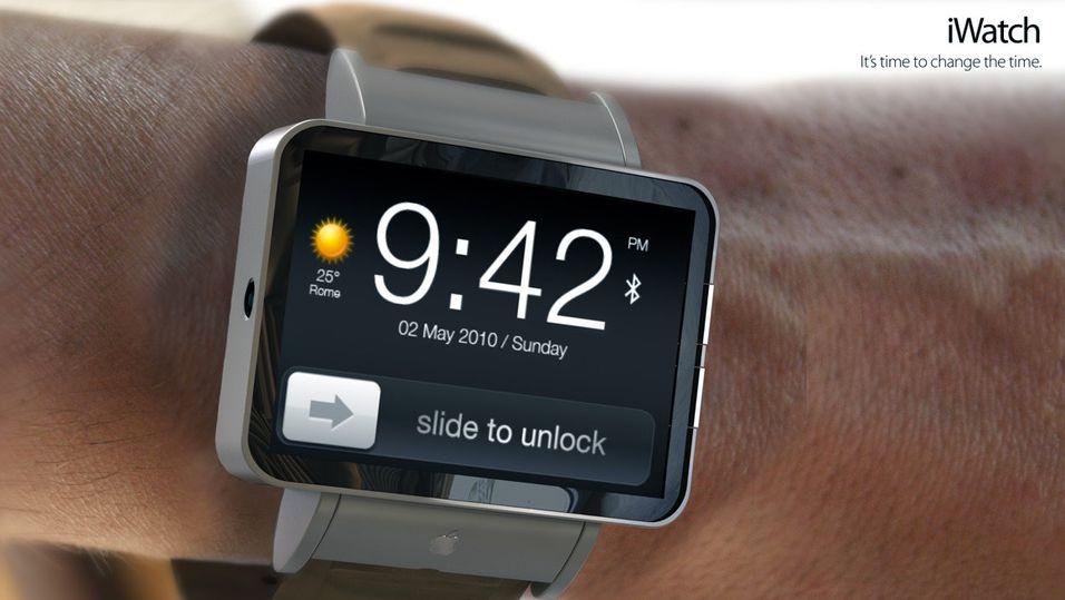 Apple registrerer iWatch som varemerke