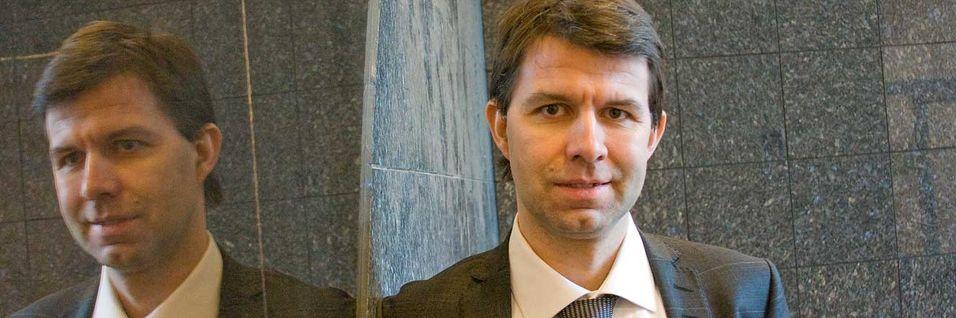 Torkel Engeness i Intelecom vil være en stor aktør i skybaserte tjenester.
