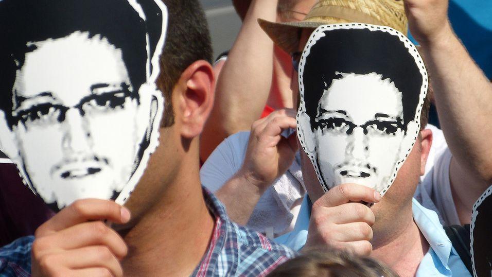 Snowden ønsker seg til Norge