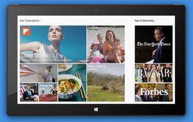 Flipboard har bekreftet at den populære nyhetsleseren vil komme til både Windows-nettbrett og -mobiler.