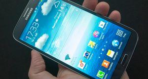 Test: Samsung Galaxy Mega