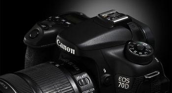Canon EOS 70D Mer enn en oppgradering