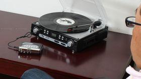 Vinyl er ikke noe problem.