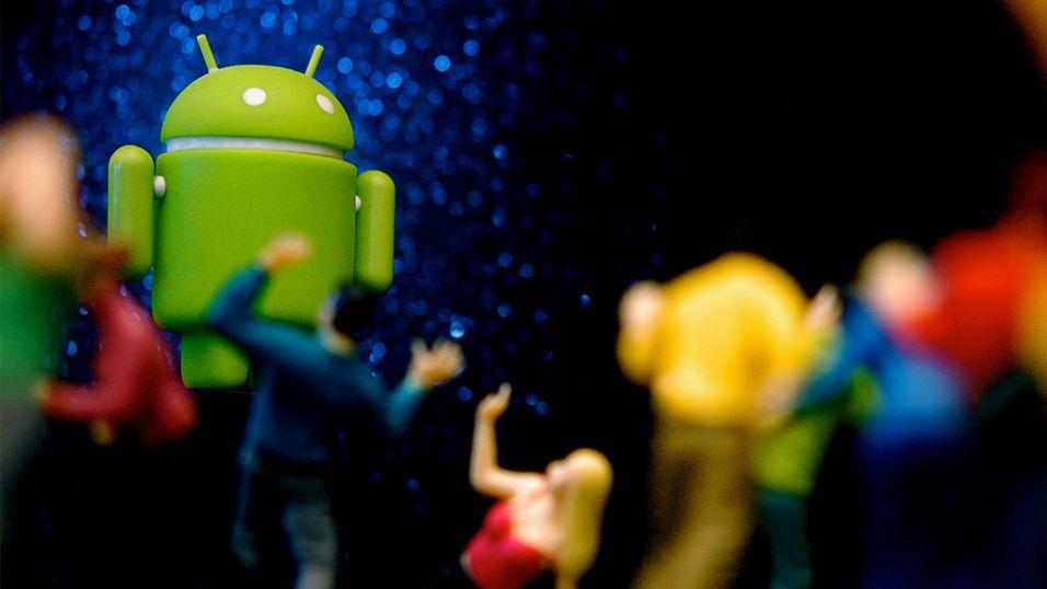 Svakhet berører 99 prosent av Android-telefoner