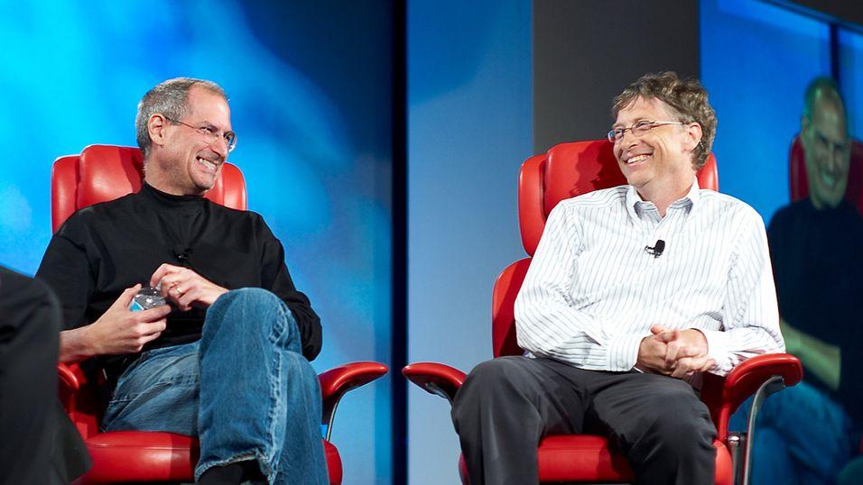 Microsoft leverer søkemotor til Apple