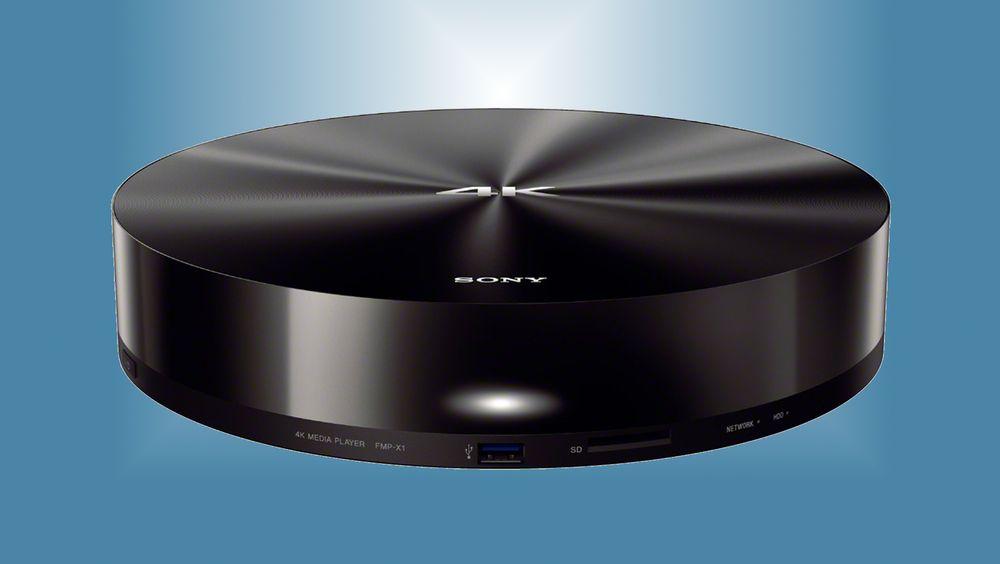 Sonys «4K-puck» FMP-X1 lar deg se 4K, men er visst kun tilgjengelig i USA.