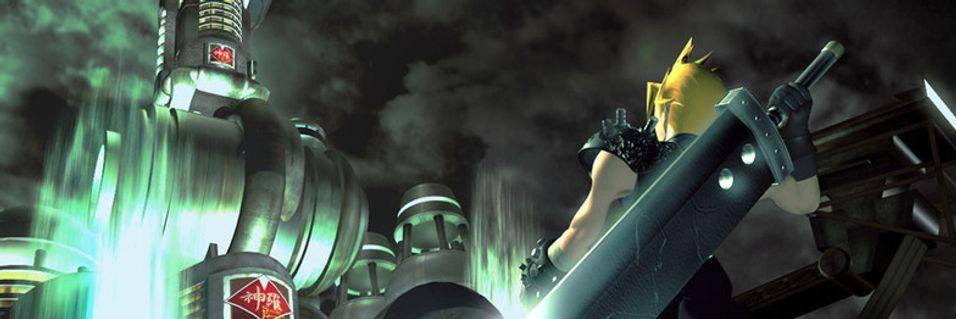 Nå er Final Fantasy VII tilgjengelig på Steam
