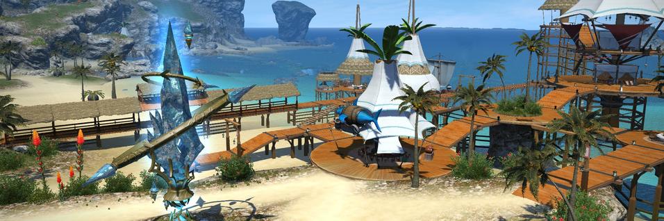 KONKURRANSE: Bli med å betateste nye Final Fantasy XIV