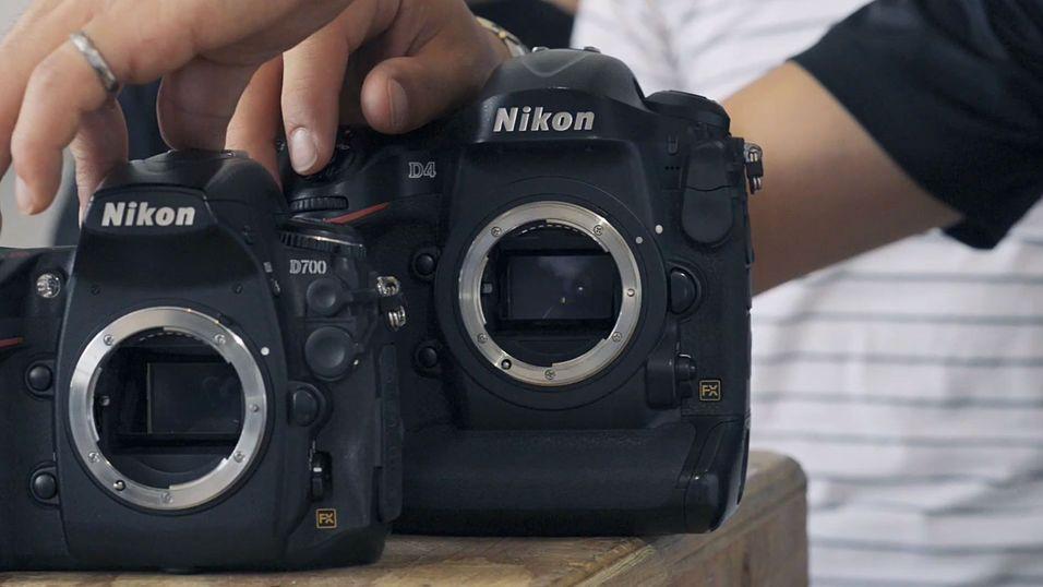Kan kameraer være musikalske?