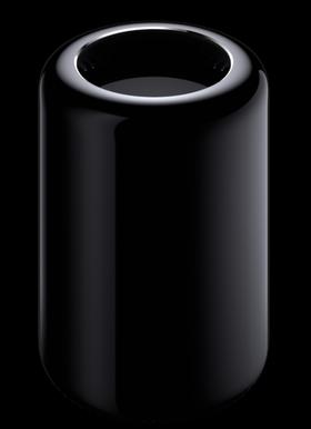Slik ser den umodifiserte Mac Pro ut.
