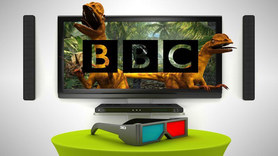 Gir opp 3D-TV-satsingen