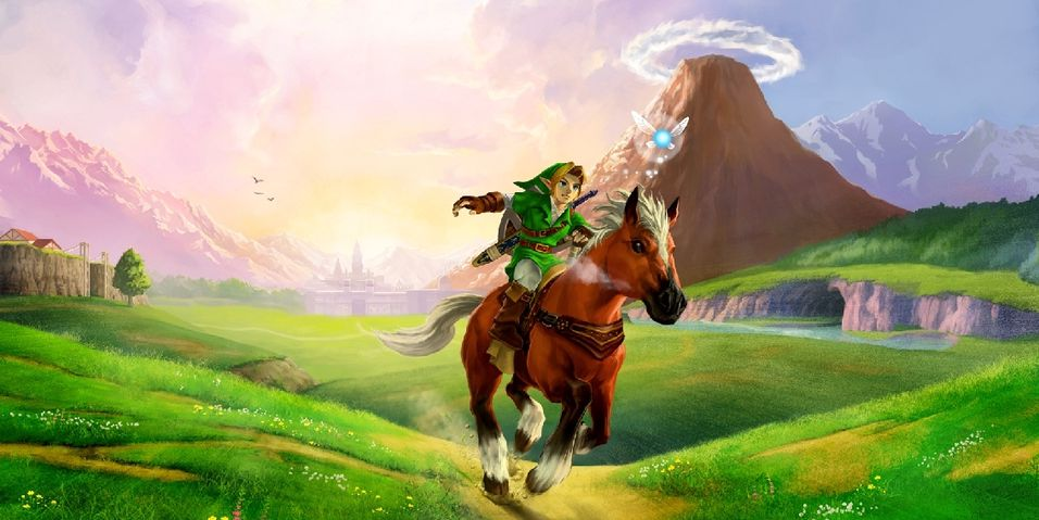 Podkast: Vi tar for oss The Legend of Zelda-serien