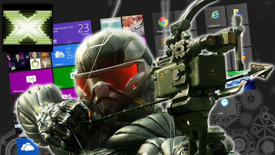 Microsoft låser nye spill til Windows 8.1 og Xbox One