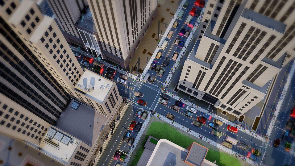 SimCity kan få offline-modus