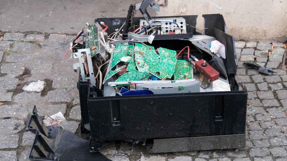 Kunne formatert to PC-er – knuste utstyr for 17 mill.