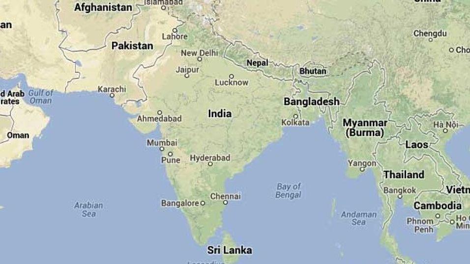 Her i grenseområdene mellom India, Kina og Bangladesh ønsker myndighetene å sponse utbygging av mobilnett til 56.000 landsbyer.