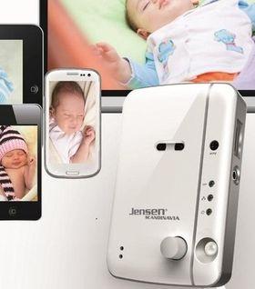 Kameraet ble først lansert som et hjelpemidel til å sjekke at babyen har det bra. Løsningen fungerer utmerket til dette bruket også. Barnevakt-appen er også gratis.