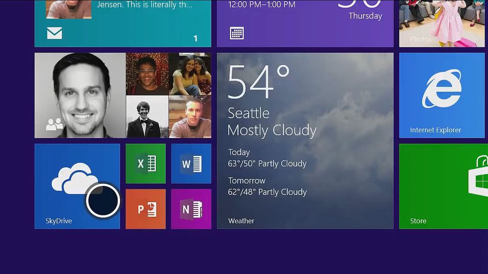 Windows 8.1 slippes i august