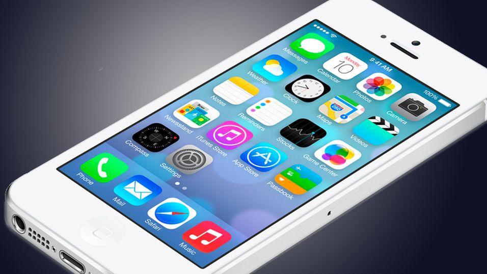 Ny iOS 7-beta fikser flere feil