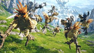 Microsoft set kjeppar i hjula for Final Fantasy XIV