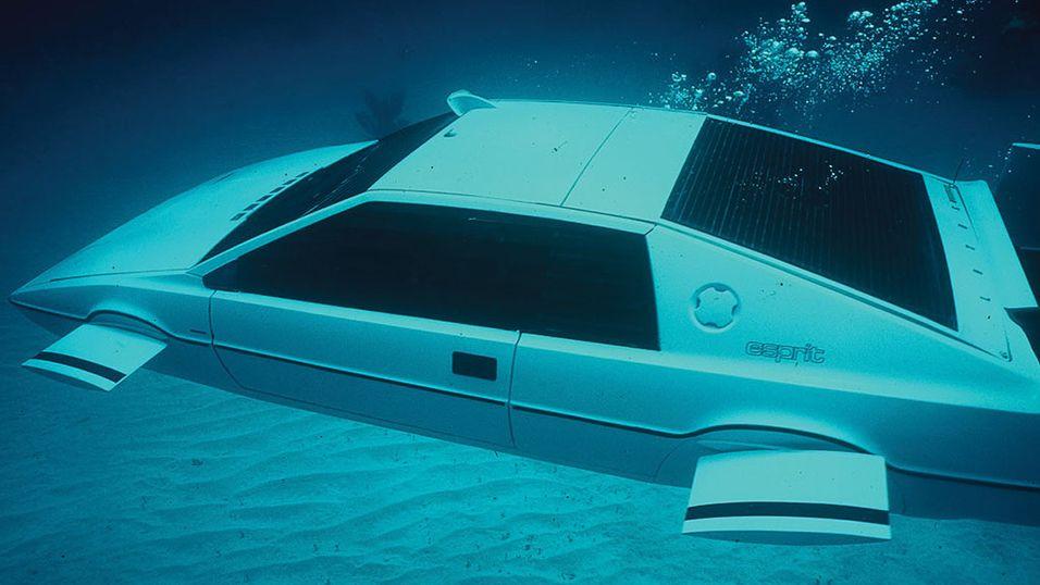 Denne James Bond-bilen kan bli din