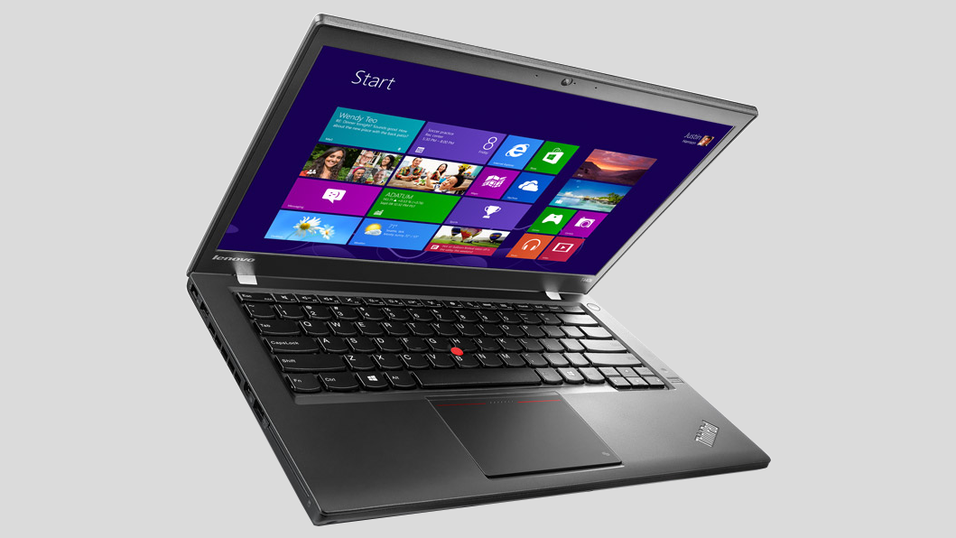 Lenovo ThinkPad T440s.