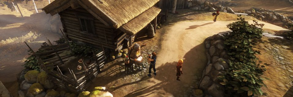 SNIKTITT: Brothers: A Tale of Two Sons