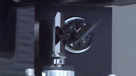 To speil som beveger som uavhengig av hverandre bestemmer hva kameraet registrerer.