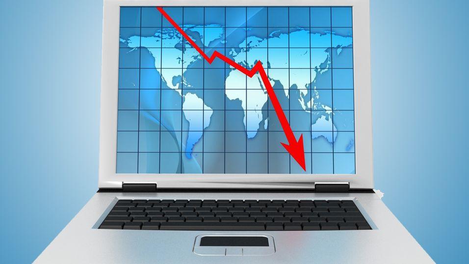 PC-markedet slår ny rekord: Sank fem kvartaler på rad