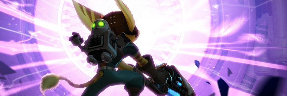 Ratchet & Clank vender tilbake til røtene