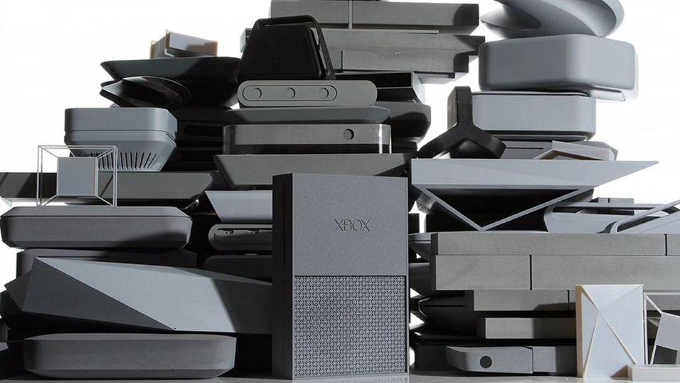 Slik kunne Xbox One sett ut