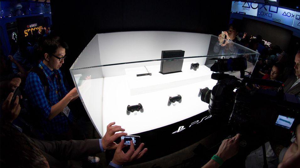 Dine PS4-spill følger deg