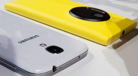Lumia 1020 er ikke akkurat slank.