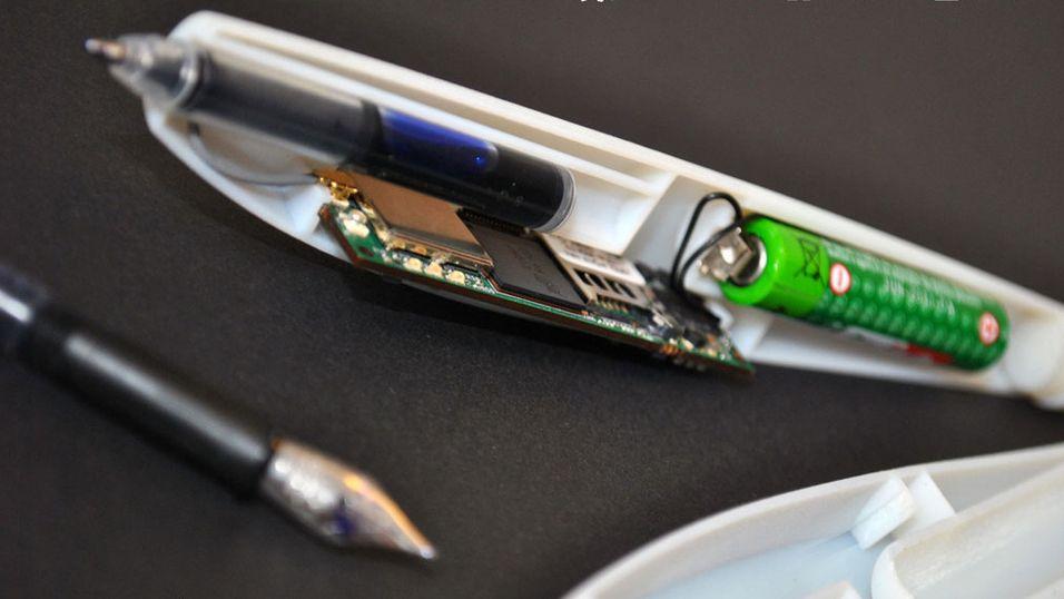 Denne pennen er en liten Linux-maskin