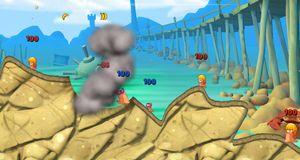 Worms 3 er på veg til iOS