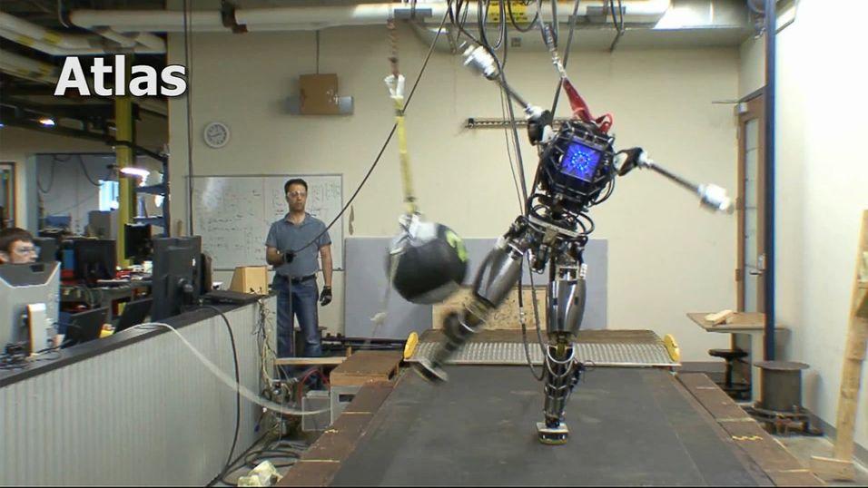 Roboten Atlas har balanse som få