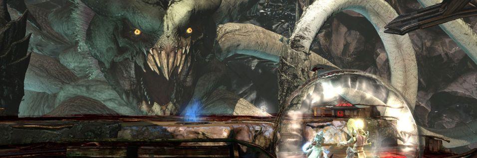 No kan du duellere i God of War: Ascension