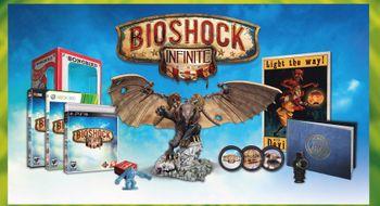 Vinn samlerutgave av kritikerroste BioShock Infinite