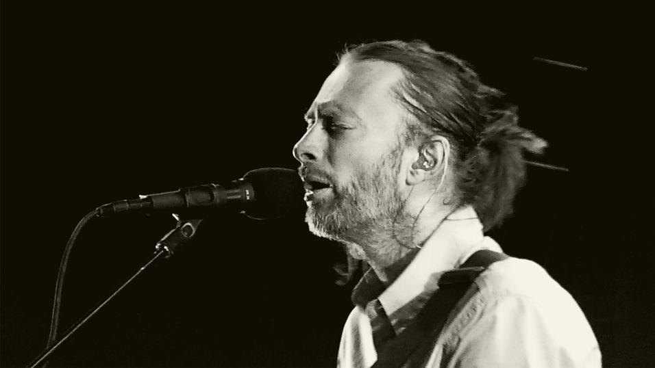 Radiohead-frontmann fjerner album fra Spotify