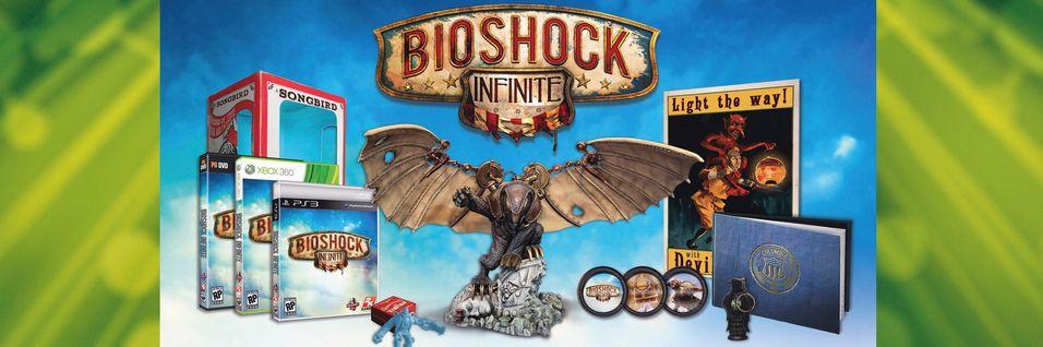 Vant du samlerutgaven av BioShock Infinite?