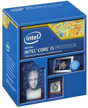 Intel Core i5 4670K.