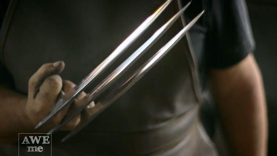 Fyr skapte Wolverine-klør