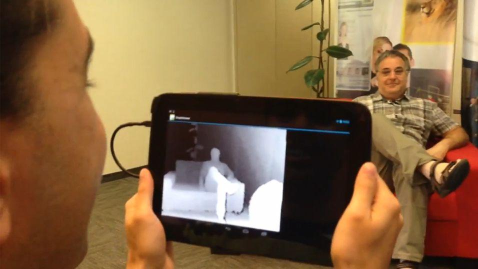 Apple kan kjøpe selskapet bak Kinect-sensoren