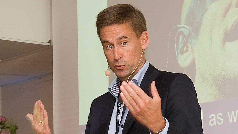 Netcom-sjef August Baumann ser tilbake på 20 år med konkurranse om mobilkundene.