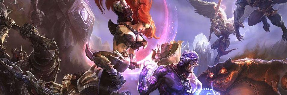 League of Legends blir slåssespel