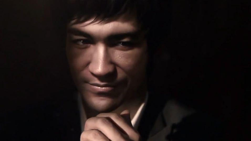 Bruce Lee gjenopplivet digitalt for … alkoholreklame