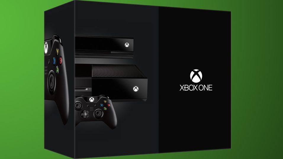 Xbox One lar deg også spille mens du laster ned