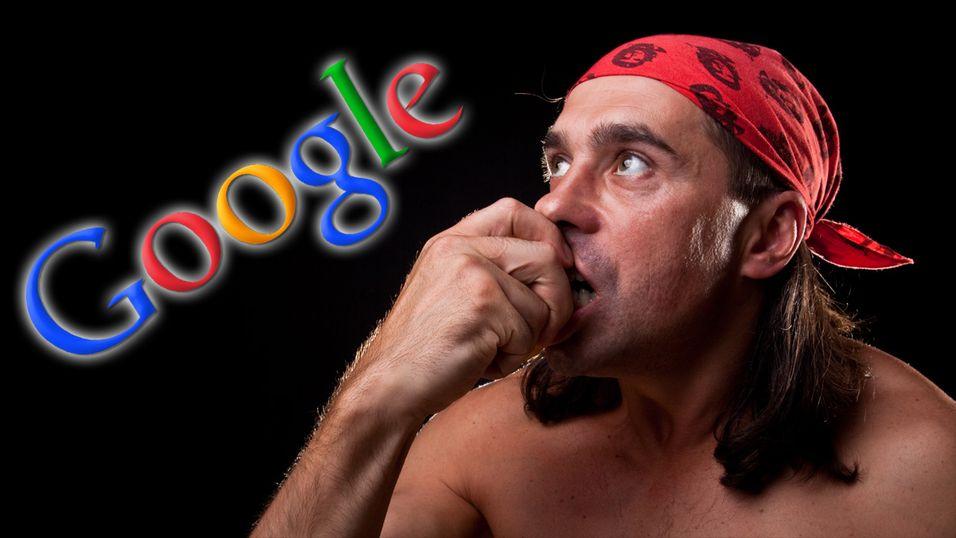 Google skal sulte ut pirater