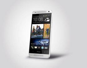 Brukergrensesnittet er HTC Sense 5, som kjører på Android 4.2.2.