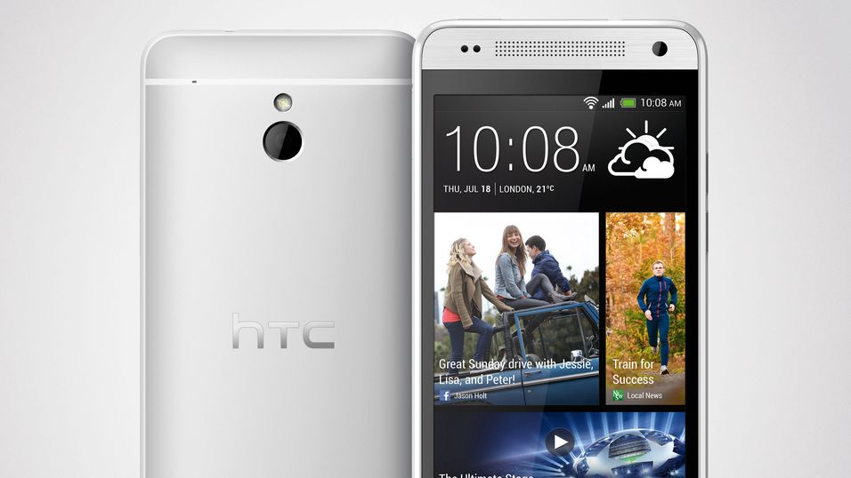 Nå kommer HTC One Mini